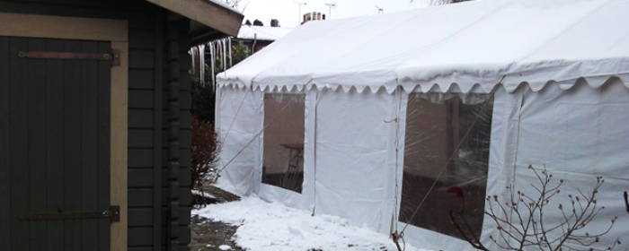 All Year Round Marquee Hire