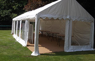Marquee Hire in Brentwood