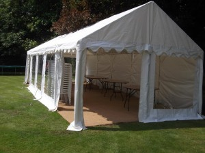 Marquee in Braintree