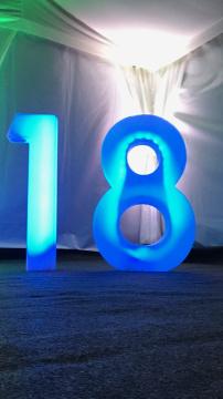 Light Up 18 Decoration